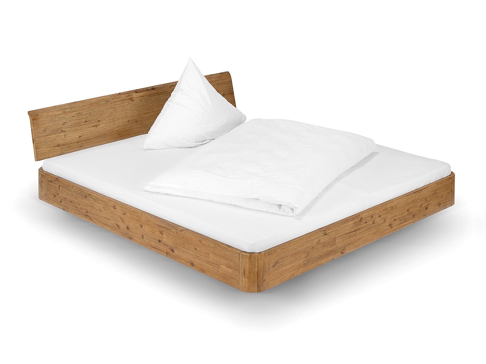 Wohnzimmerz: Bett Schwebend With Bett Mit Schweberahmen In ...