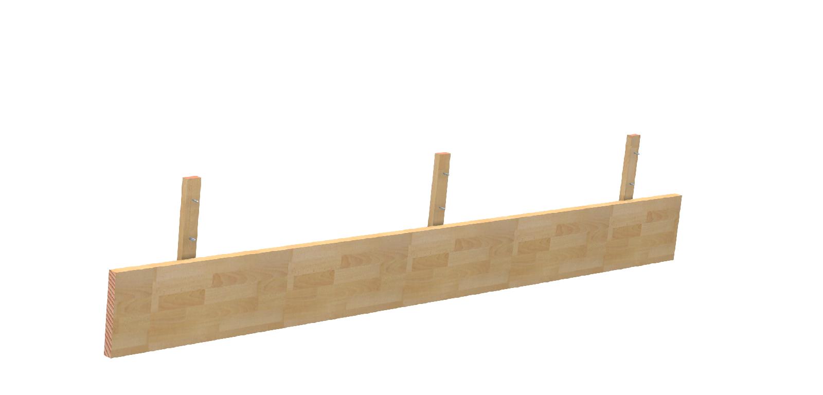 kopfteil erh hung buche erstbestellung 15cm 18mm im onlineshop betten direkt vom hersteller. Black Bedroom Furniture Sets. Home Design Ideas